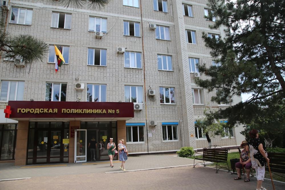 В Новороссийске решат проблему с диагностикой осложнений коронавируса