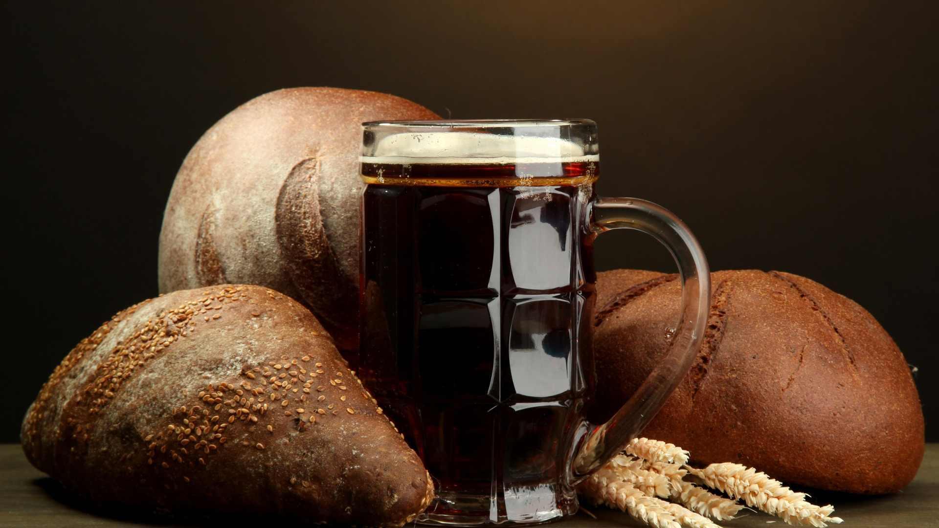 Пиво и квас: лечим дисбактериоз и худеем