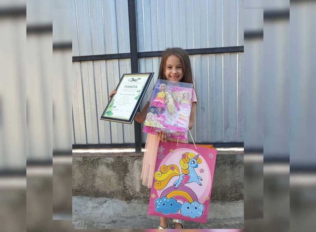 В Новороссийске появится грузовик с рисунком победителя детского конкурса