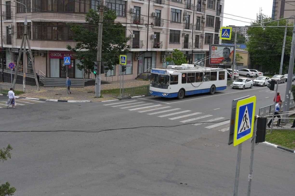 В Новороссийске завершен ремонт улицы Энгельса и еще 11 дорог