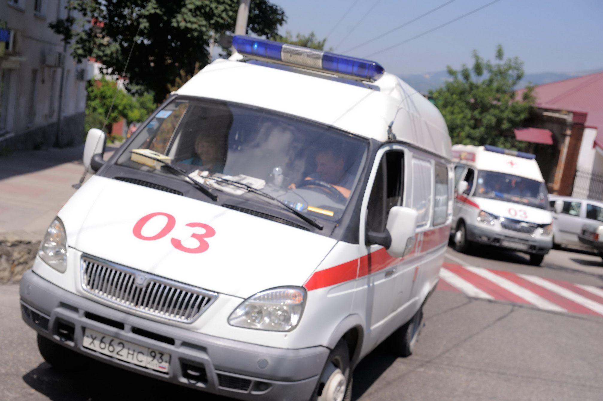 Центр скорой помощи в Абрау-Дюрсо ожидает новоселье