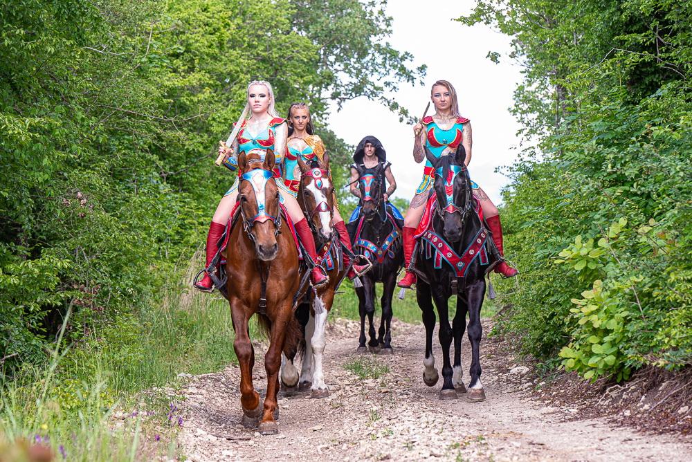 Новороссийск планирует развивать конное направление туризма