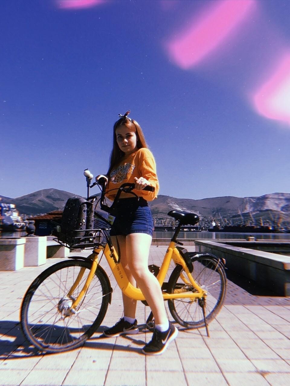 Новороссийцы все чаще стали пересаживаться на велосипеды