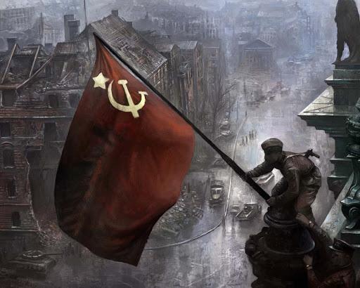 К 75-летию Великой Победы: под Красными знаменами дошли до Берлина