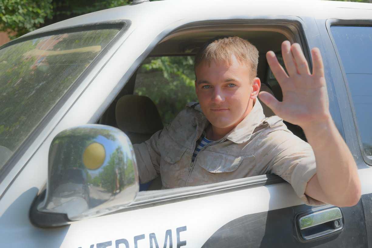 В Новороссийске движение «АвтоХелп» оказывает помощь водителям