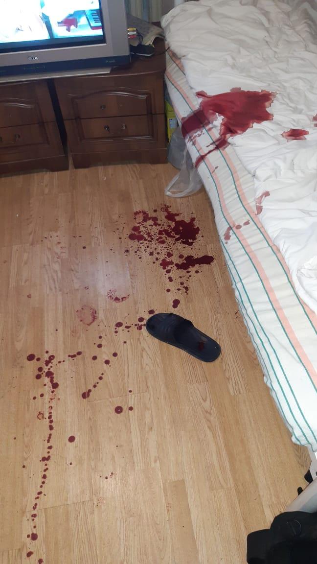 В Новороссийске зарезали одного мужчину и отправили в реанимацию другого