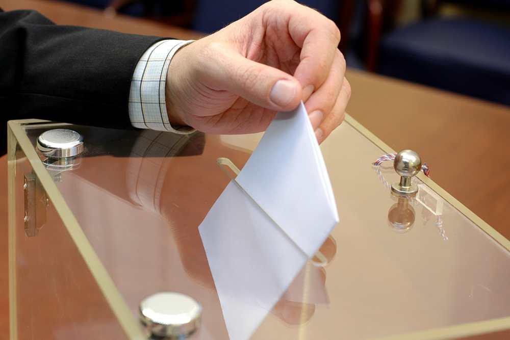 Жители Кубани принимают активное участие в голосовании