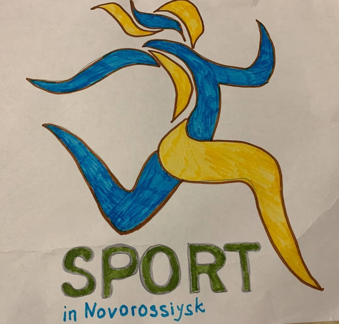 Новороссийцам предлагают выбрать новый логотип для управления спорта