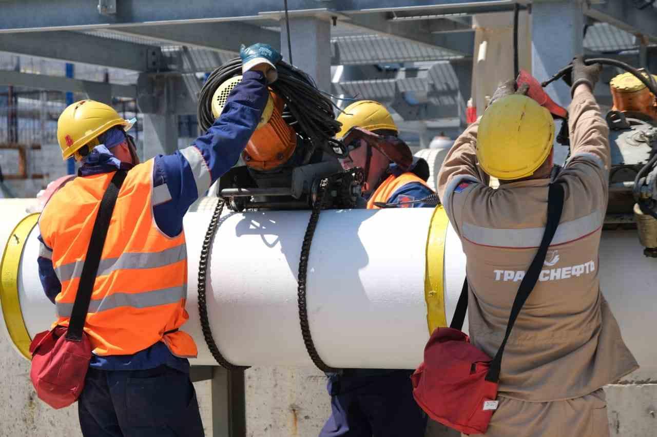 На перевалочном комплексе «Шесхарис» АО «Черномортранснефть» произошел «разлив нефти»