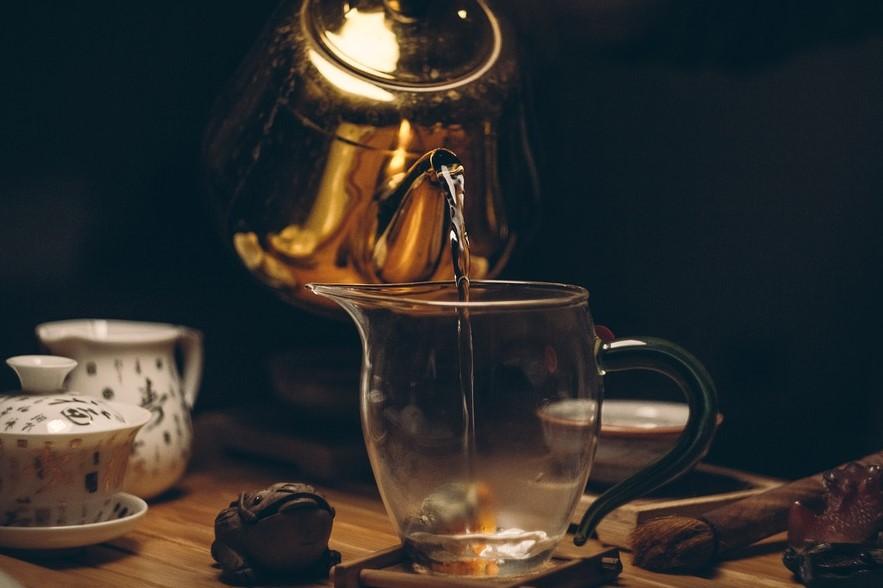 Любителям экзотики: синий чай не поможет похудеть. Только расслабиться и поднять настроение