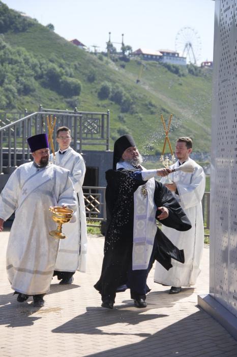 Обряды крещения и венчания можно будет провести на вершине Маркотхского хребта