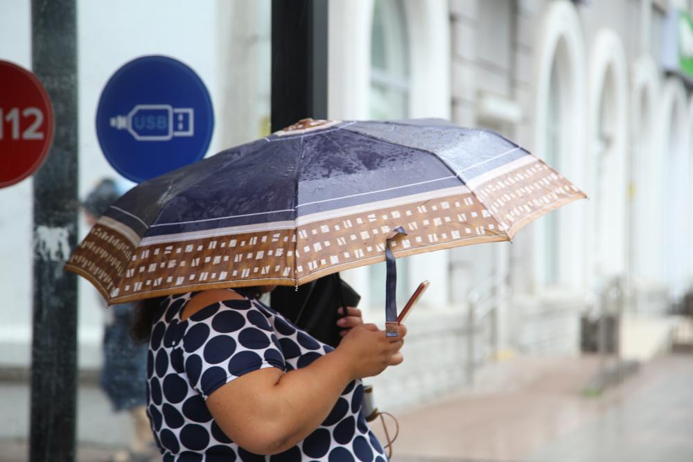 Вопрос субботнего дня – пойдет ли дождь? Ждем, надеемся, шаманим