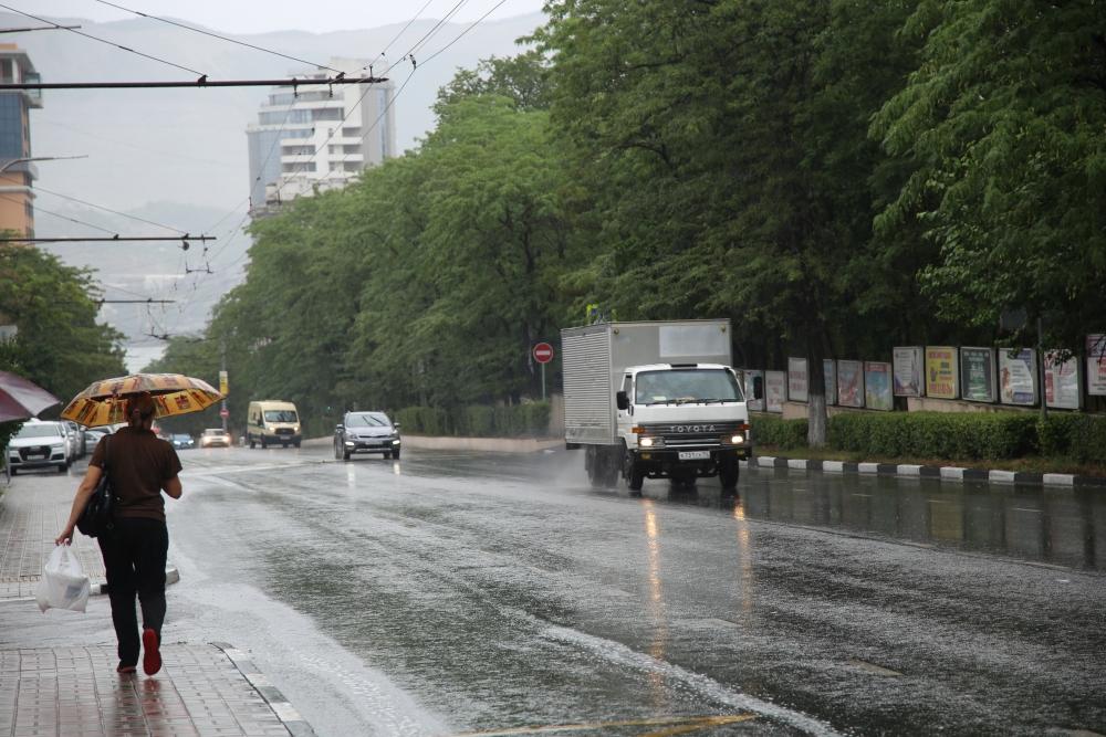 ВНИМАНИЕ!!! В Новороссийске ухудшается погода