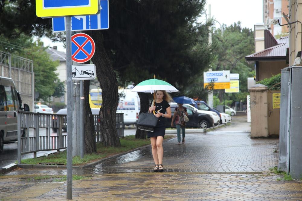 В Новороссийск идет спасительный холодный раздел