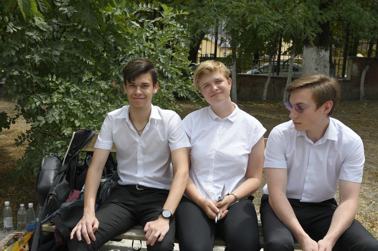 В Новороссийске прошел первый день ЕГЭ по русскому языку
