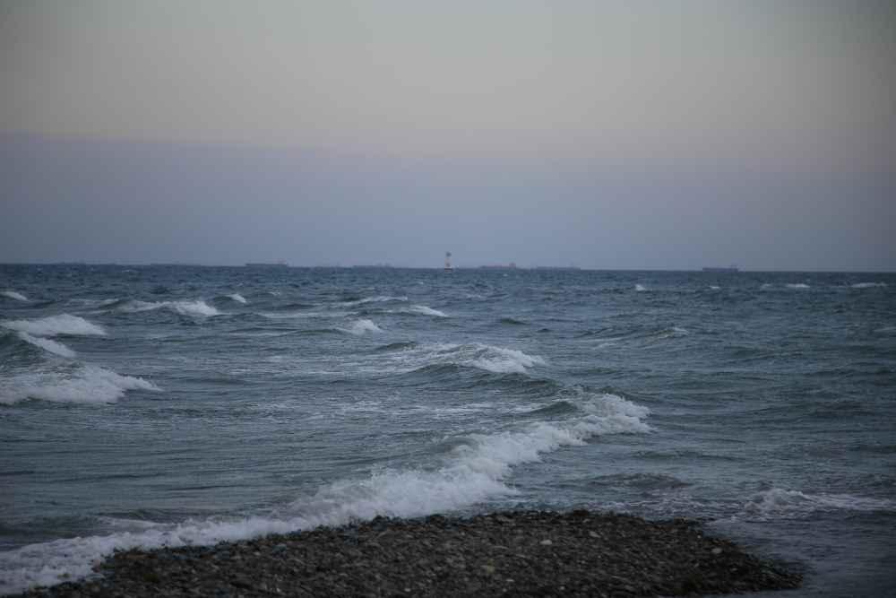 В Новороссийске на этой неделе будет ветрено и сыро