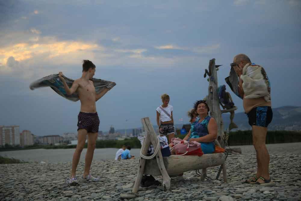 В Новороссийске до конца недели дождей не дождемся: будет сухо и ветрено