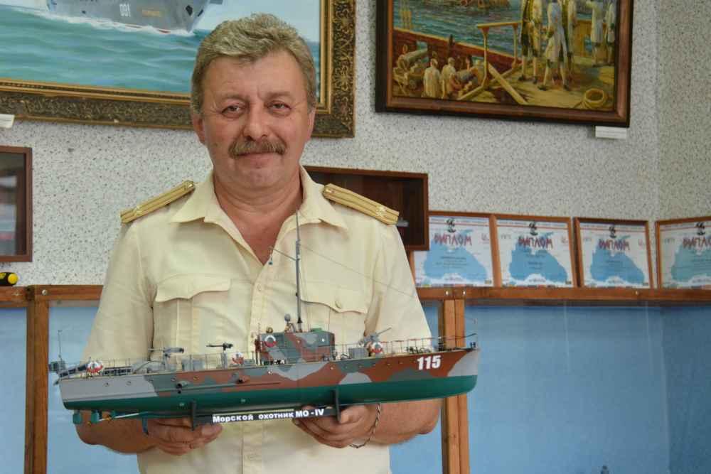 В архиве Новороссийска хранятся тысячи уникальных чертежей судов