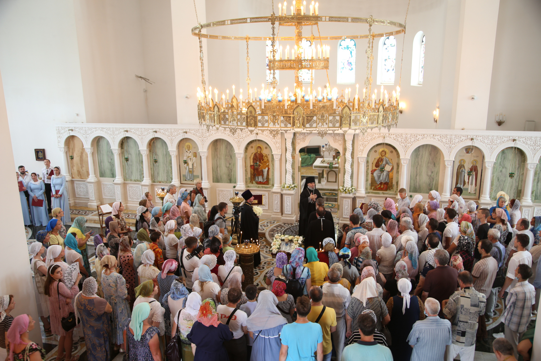 В Новороссийске отметили День Семьи, Любви и Верности