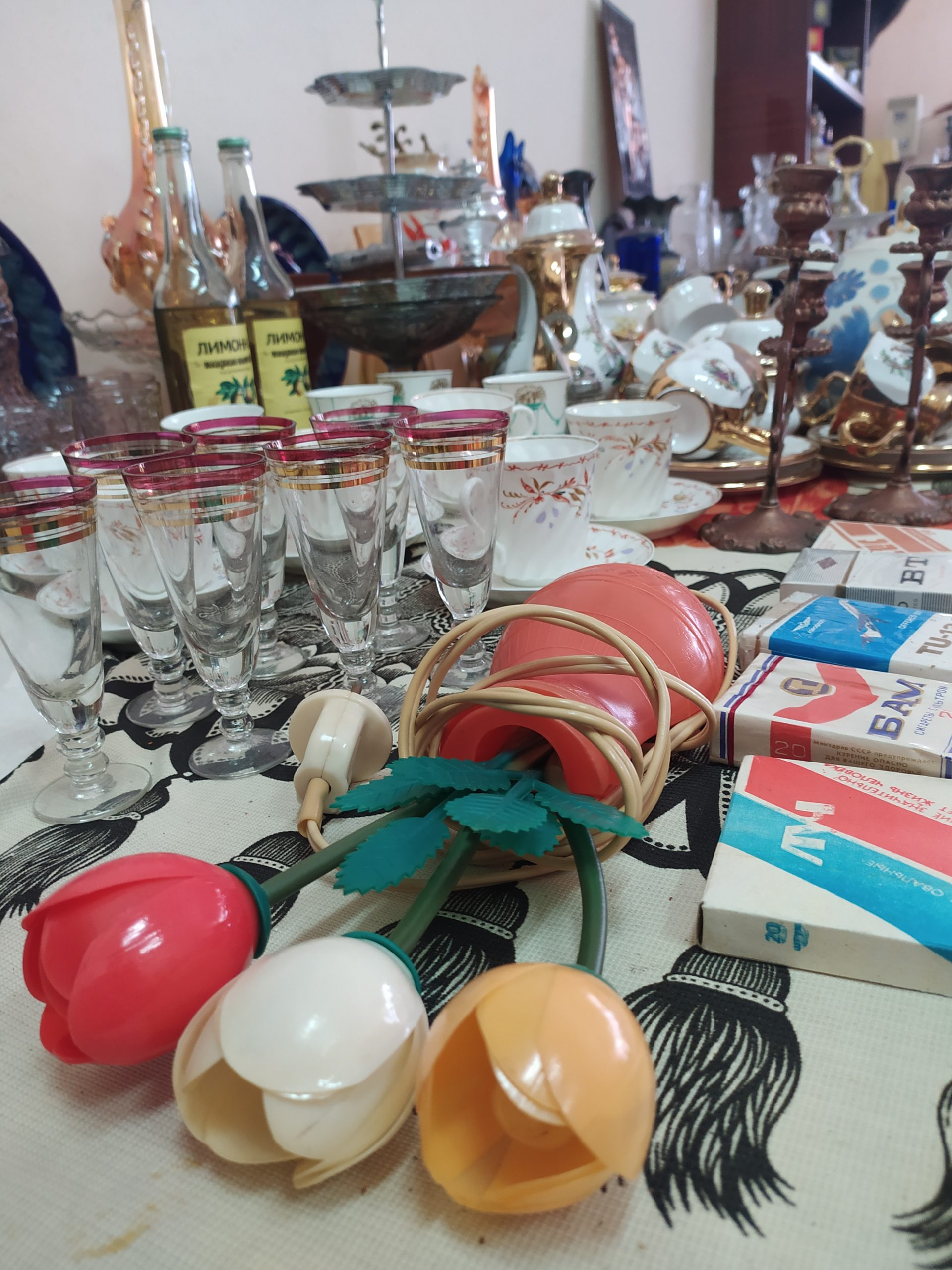 Открытие новороссийского блошиного рынка перенесли на 1 августа