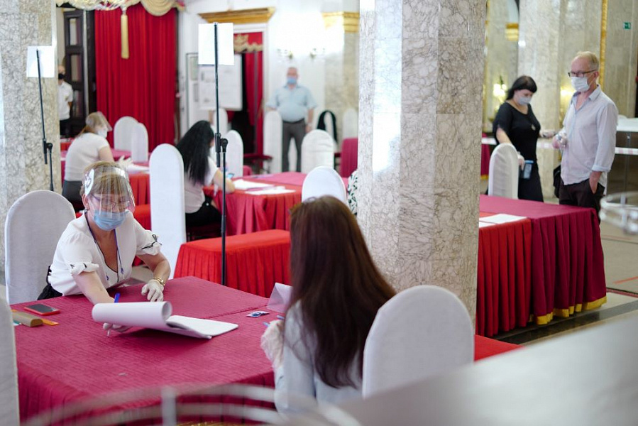 Центризбирком РФ назвал избирательную систему Краснодарского края одной из самых профессиональных