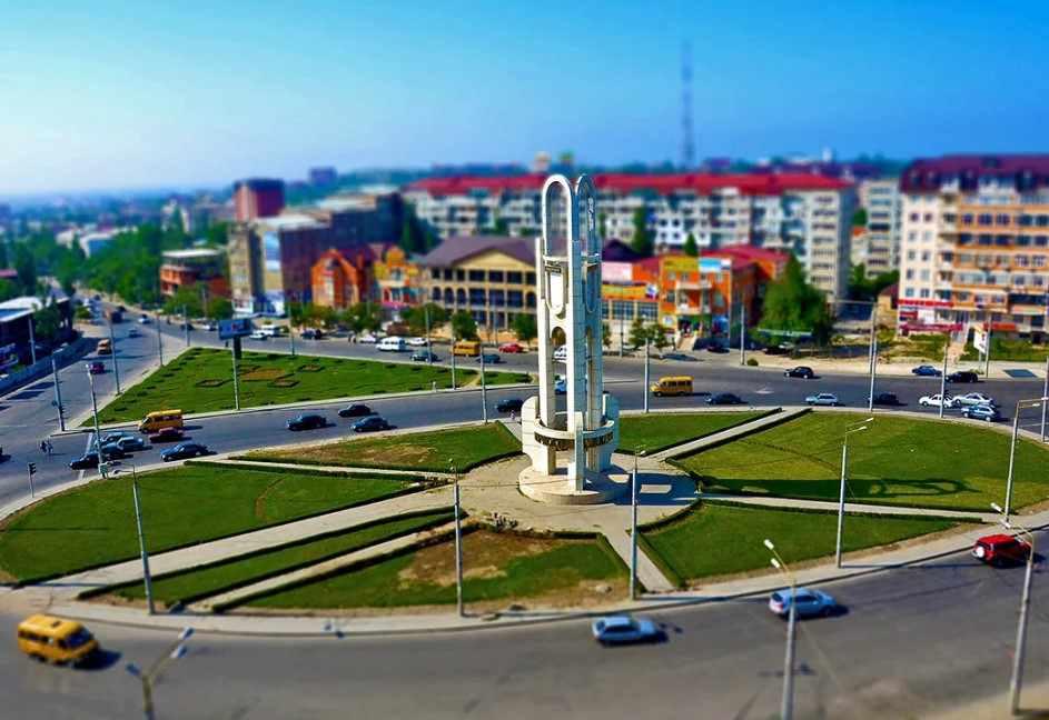 В Махачкале появится указатель «Новороссийск»