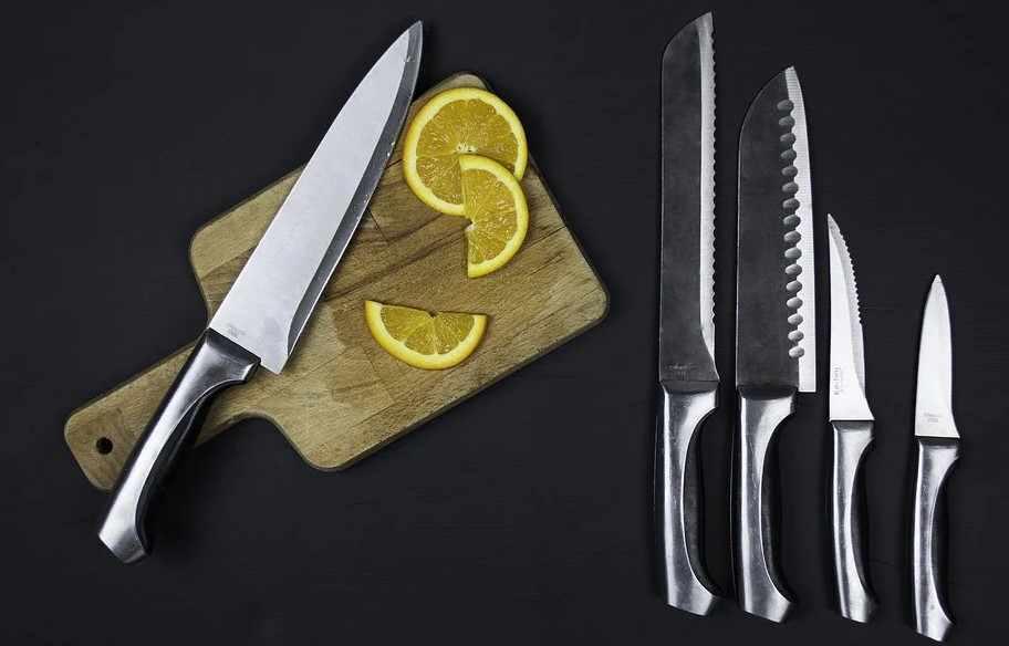 Как правильно точить ножи и ухаживать за ними