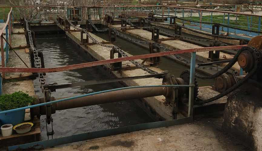 В Новороссийске очищенными канализационными стоками можно будет поливать грядки