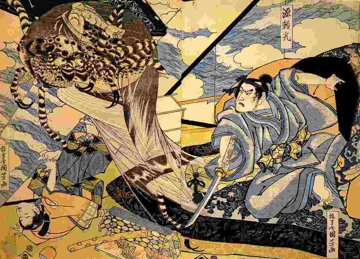 В Новороссийске открылась выставка японской ксилографии