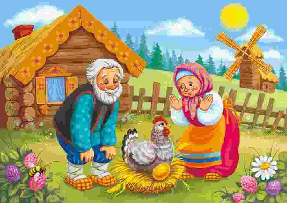 «Курочка Ряба» — самая загадочная русская сказка о конце света