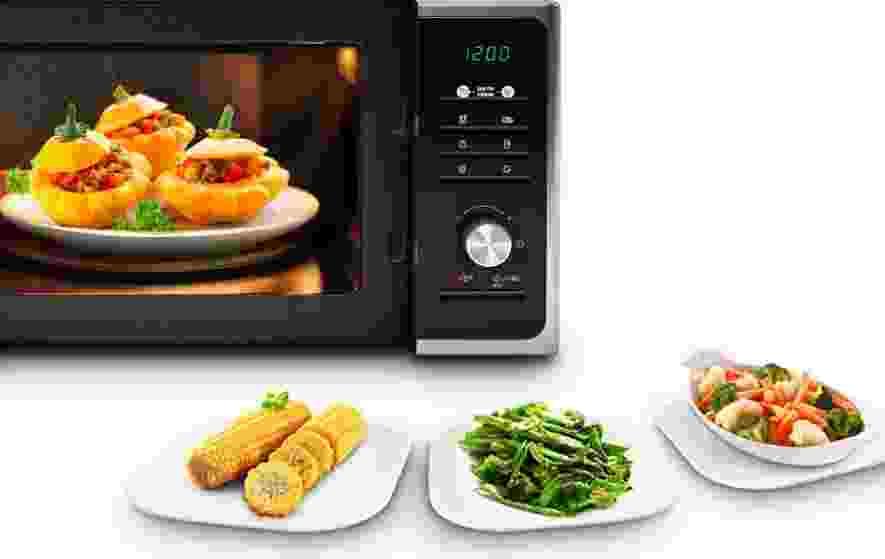 Летние блюда в микроволновой печи: рецепты полезных и простых блюд