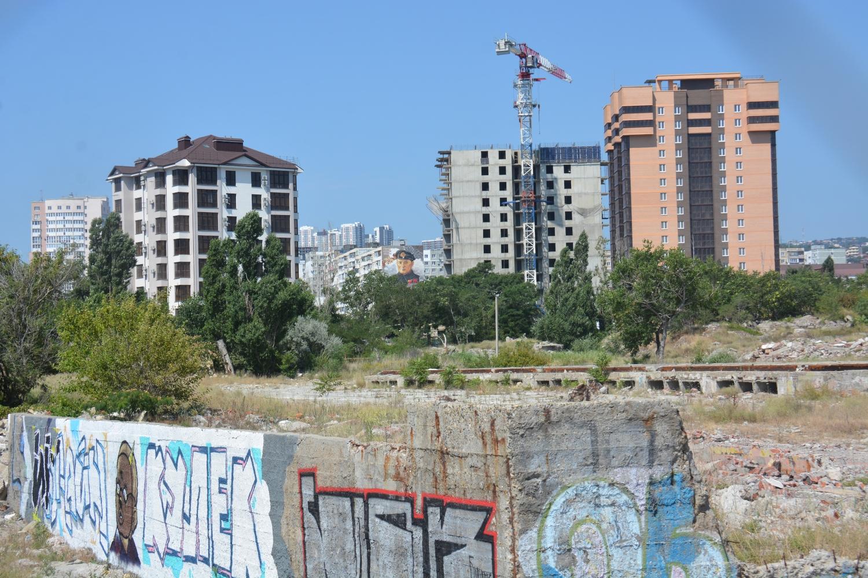 Новороссийцы предлагают сделать парк на месте бывшего рыбозавода