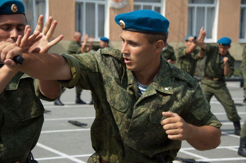 В Новороссийске десантники отпразднуют свой день тихо