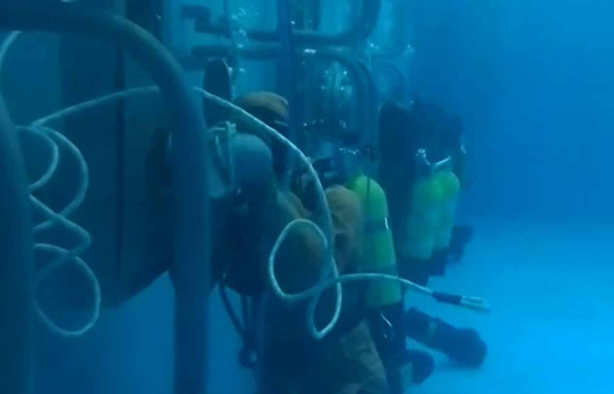 В Новороссийске открыли комплекс для подготовки экипажей подлодок