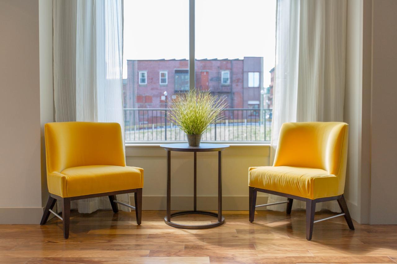 Как правильно использовать желтый цвет в интерьере: советы психологов и дизайнеров
