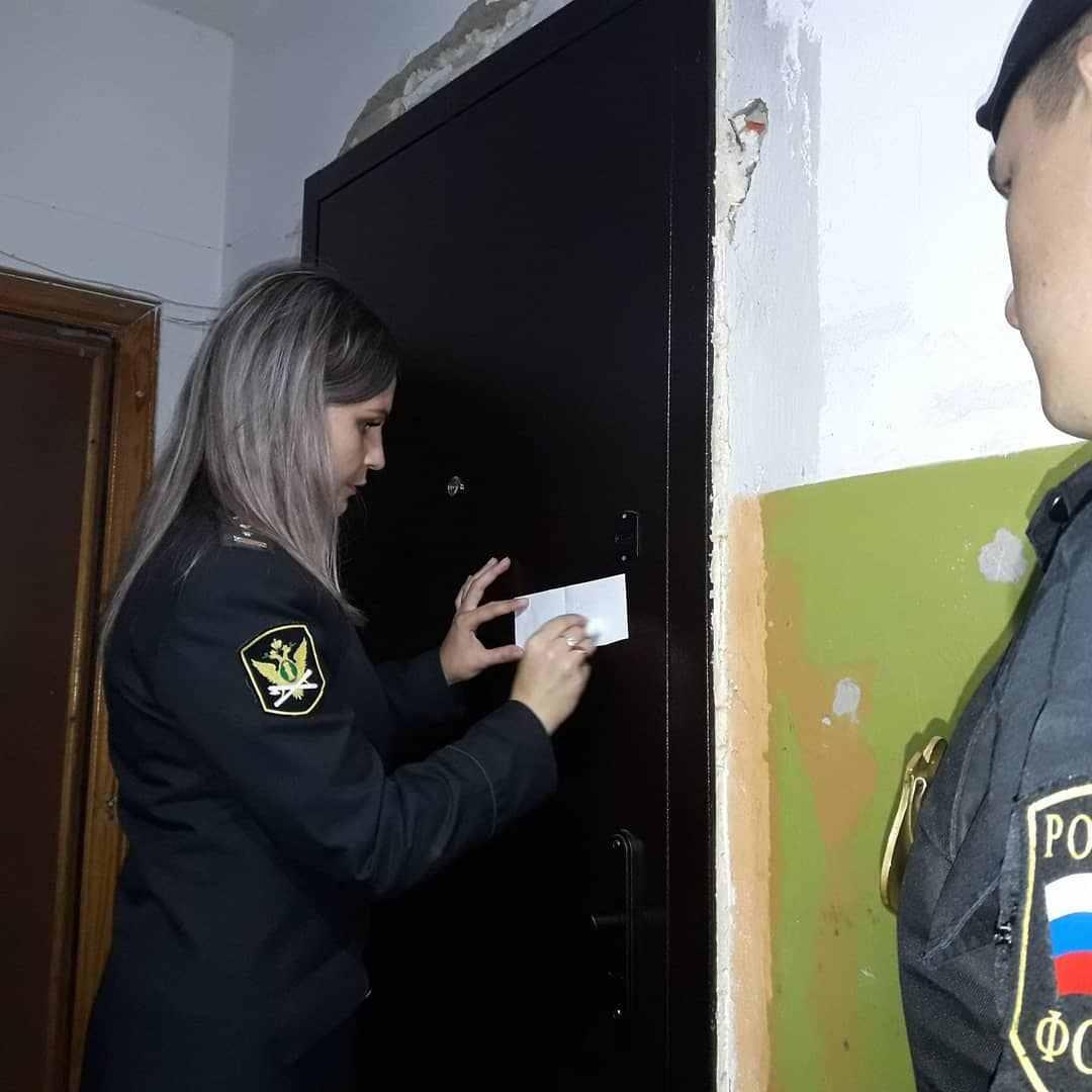 Новороссийцев начнут выселять из квартир из-за долгов