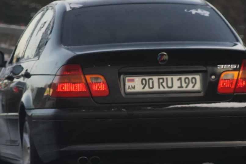В Новороссийске проверяют и штрафуют машины из стран ЕАЭС