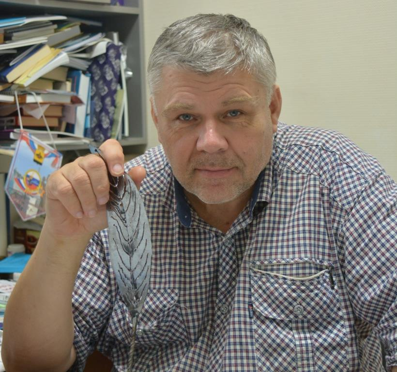 Корреспондент «Новороссийского рабочего» Евгений Лапин — автор более тысячи анекдотов