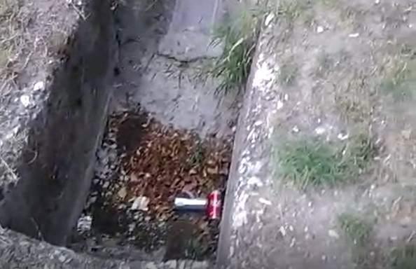Расследование жителей Новороссийска: откуда в ливневке канализация? (видео)