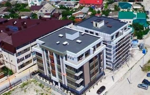В Новороссийске в селе Мысхако приостановили строительство многоэтажек