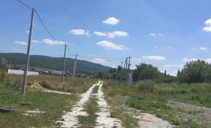 В хуторе под Новороссийском притесняют улицу Победы