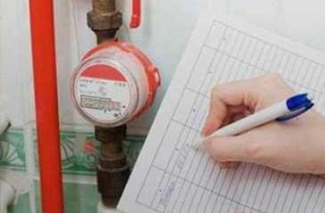 В Новороссийске с годами сервис по замене водяных счетчиков стал только хуже