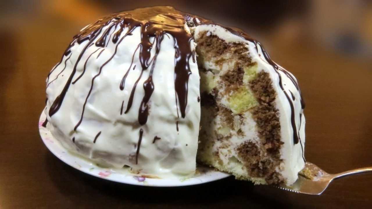 Торт «Очень ленивый Панчо» — десерт, который невозможно испортить