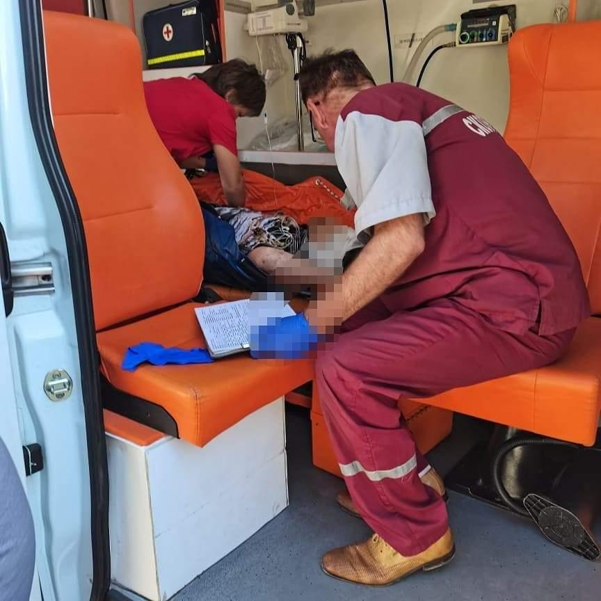 В Новороссийске с 20-метрового обрыва на горе Колдун упал мужчина