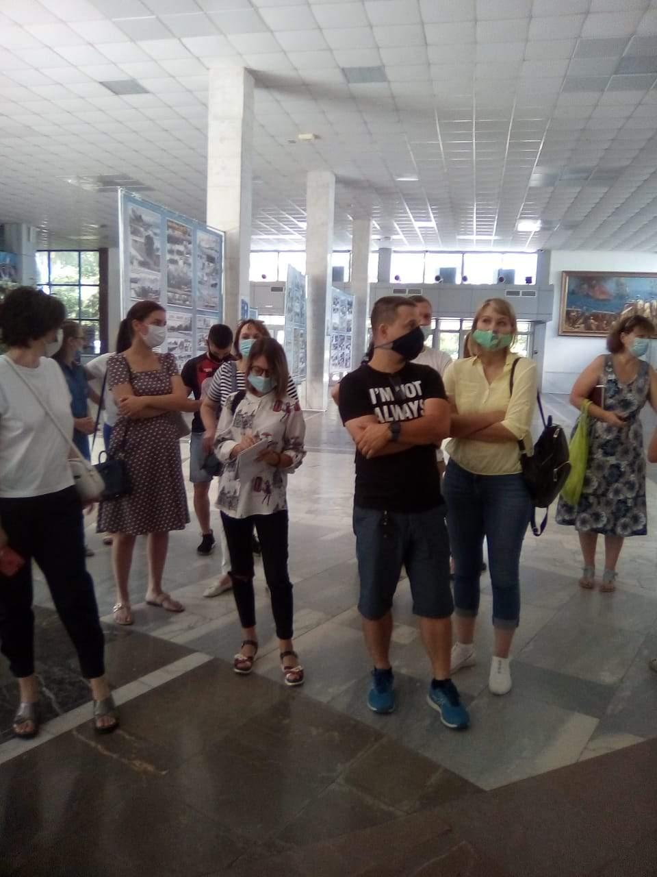Жители Новороссийска против очередной свечки возле лагуны