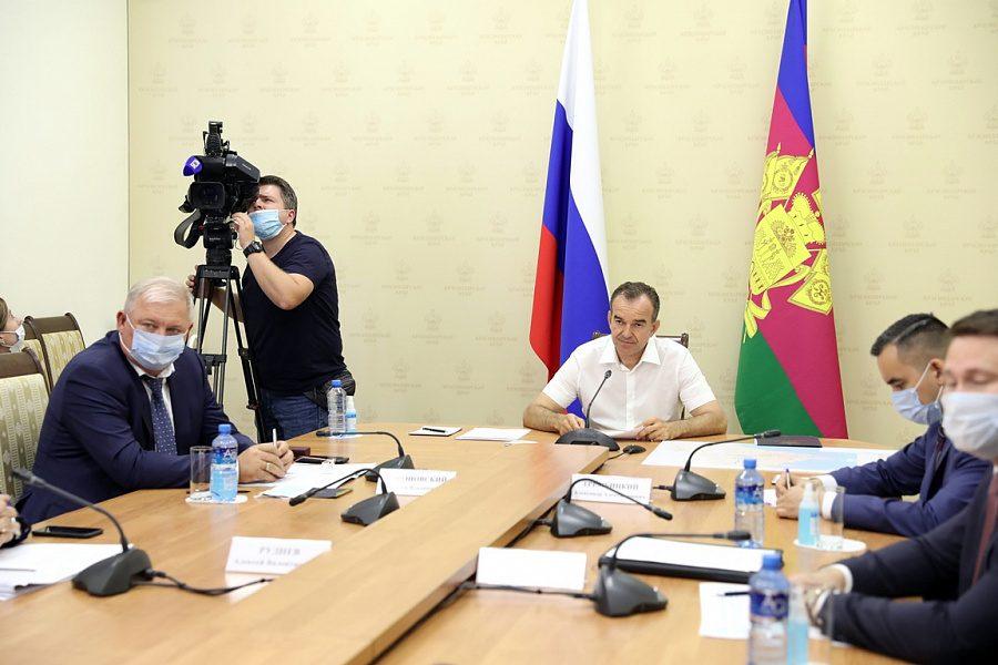 В строительство газовой инфраструктуры Кубани будет инвестировано 4 млрд рублей