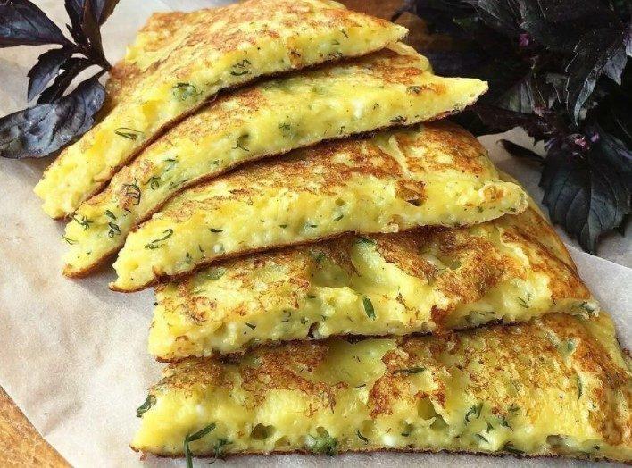 «Ленивый» хачапури, или Как, не напрягаясь, приготовить завтрак
