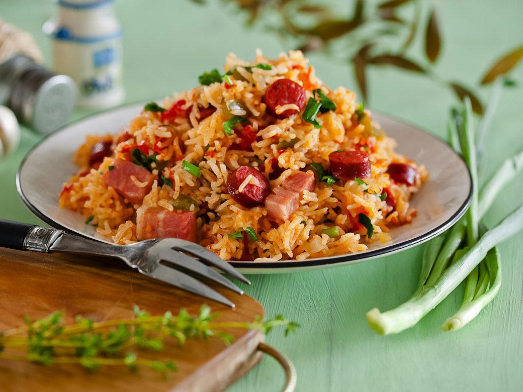 Джамбалайя: традиционное американское блюдо из простых продуктов