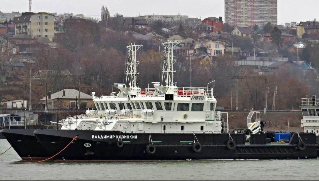 На Новороссийской военно-морской базе  снова пополнение