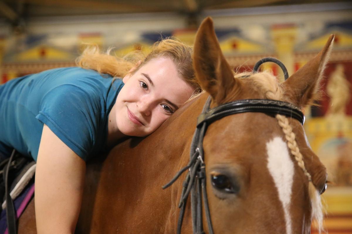 Лошади помогают излечиться от диабета, аутизма и хандры